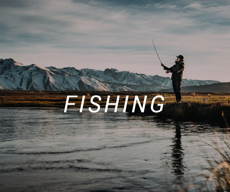 Travel destinations for Fishing