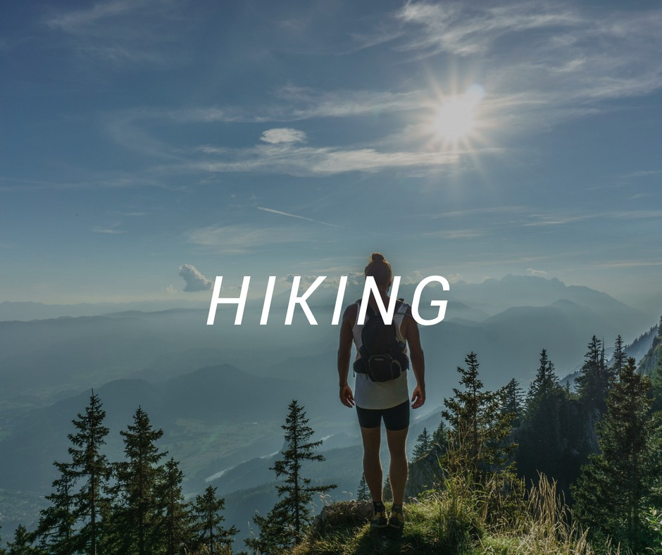 Hiking travel destinations