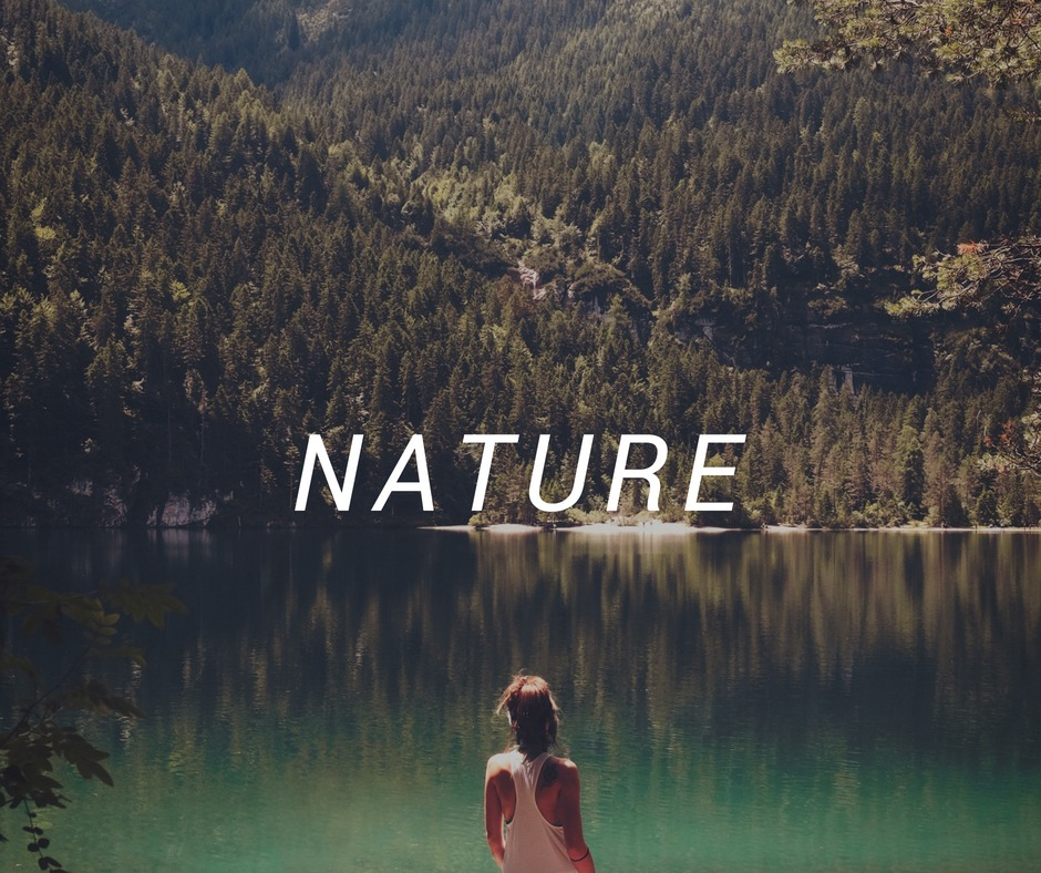 Nature travel destinations