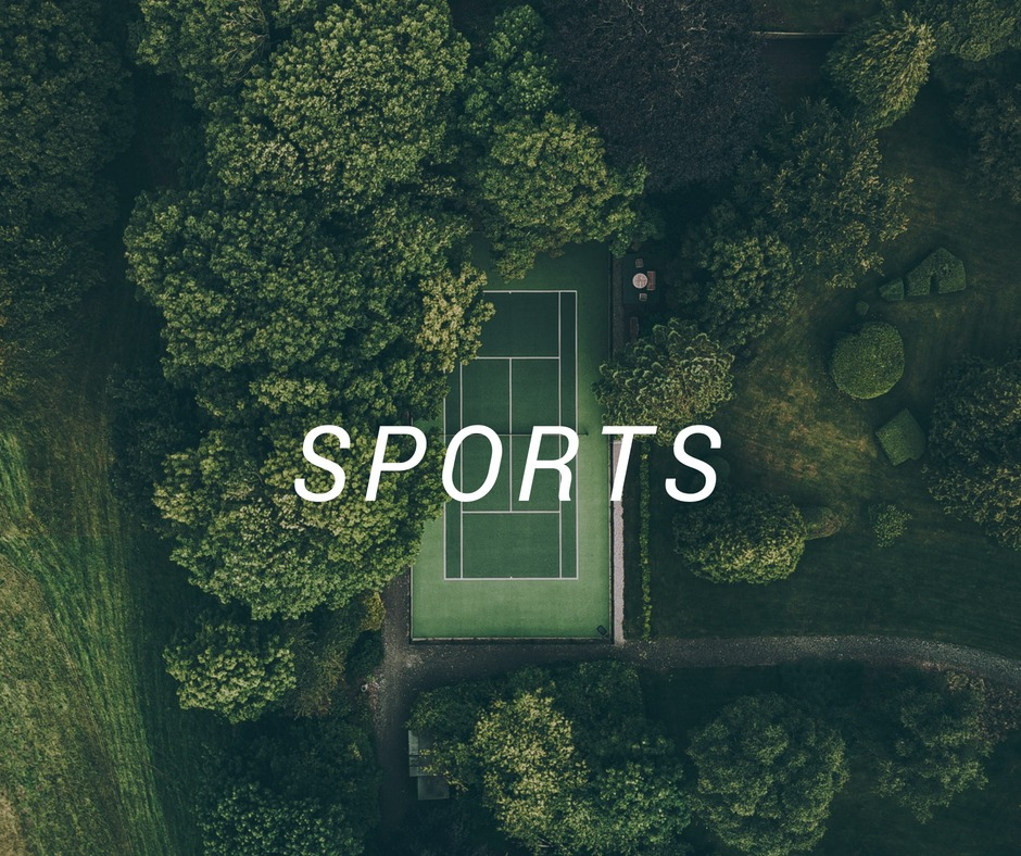 Travel destinations for sports