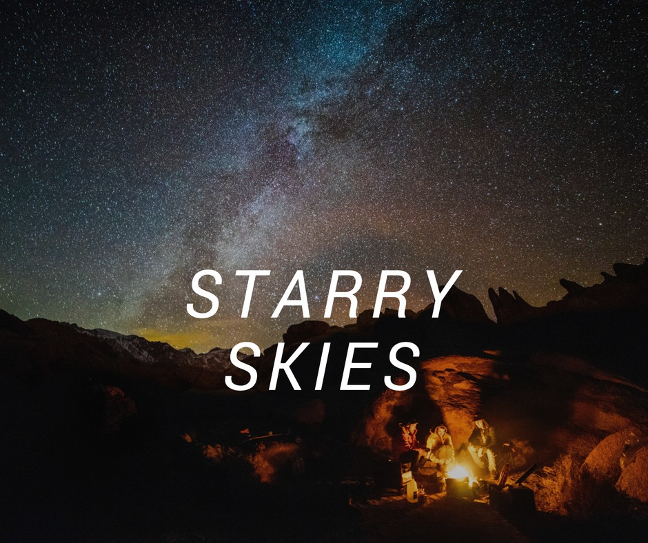 Travel destinations to enjoy starry skies