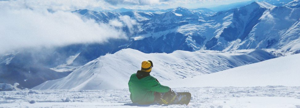 Travel destinations for snowboard