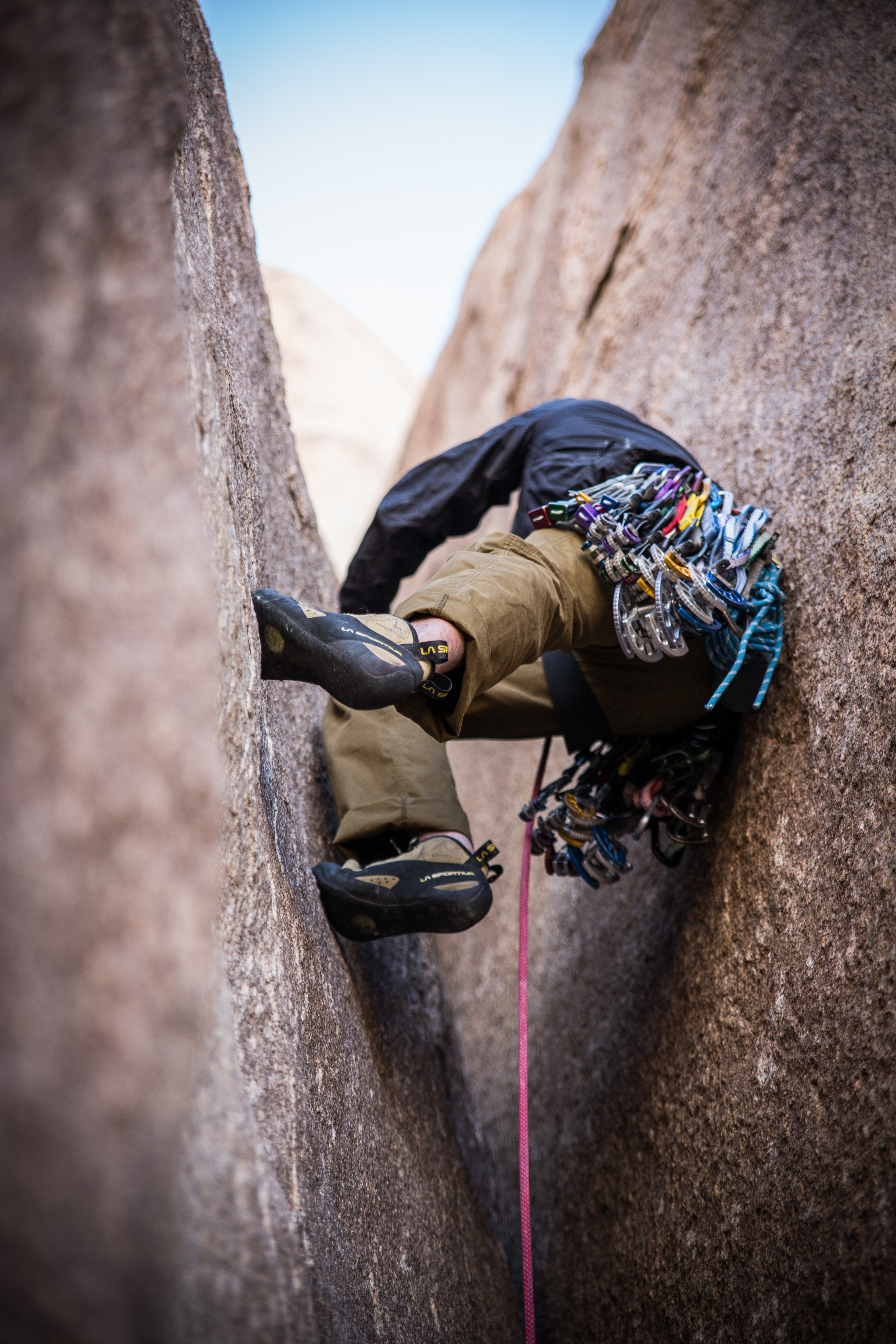 Great travel destinations for climbing