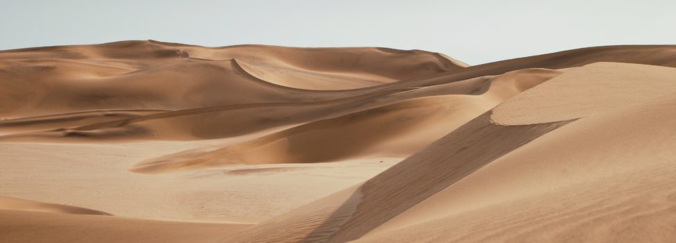 Urlaubsziele mit Wüsten