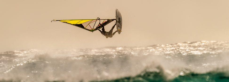 Destinos de Windsurf en tus vacaciones