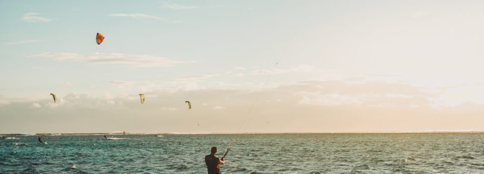 Kitesurf destinations for your next vacation