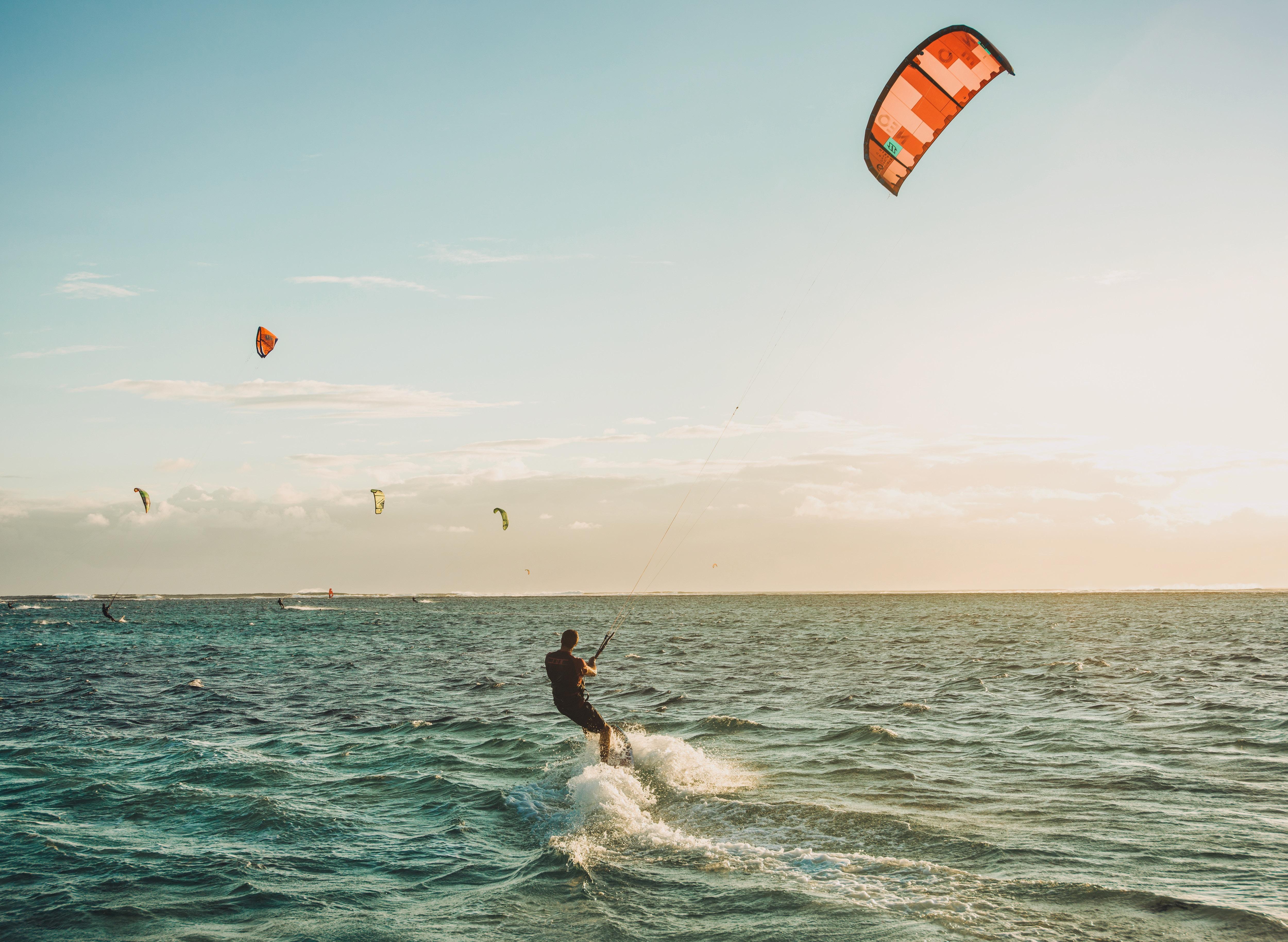 Destinos de Kitesurf en tus vacaciones