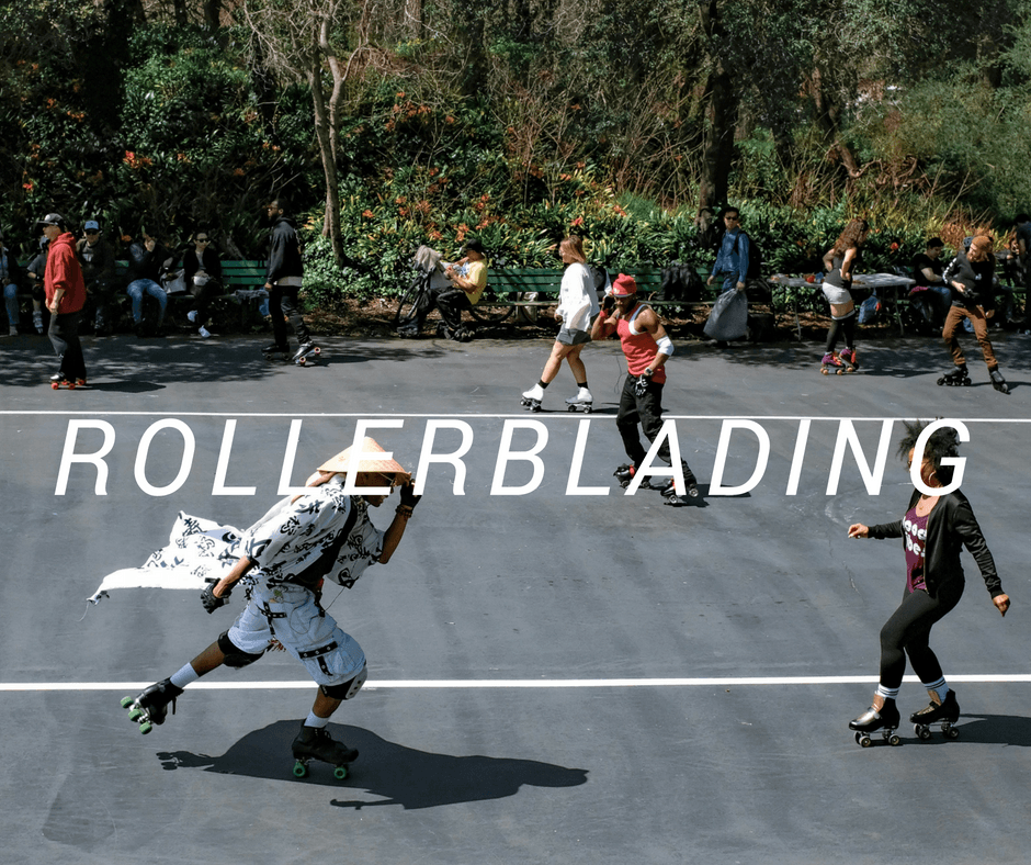 Travel destinations for Rollerblading