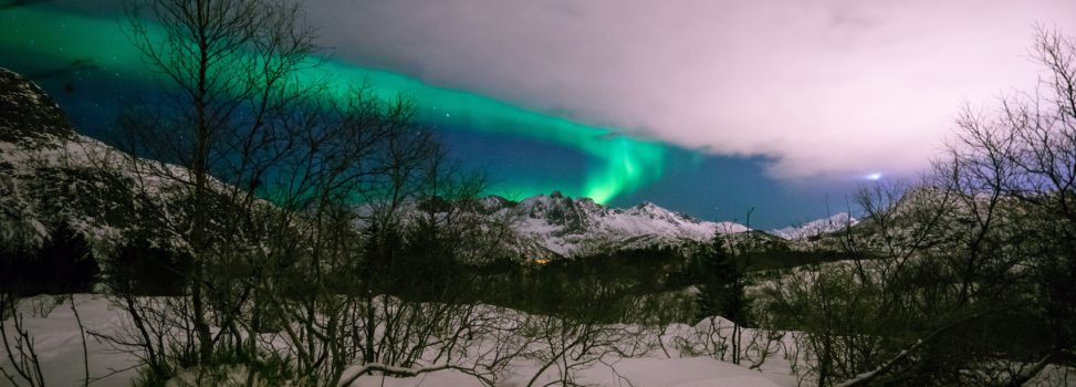 Travel destinations for Aurora Borealis