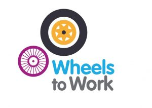 Wheel to Work Logo