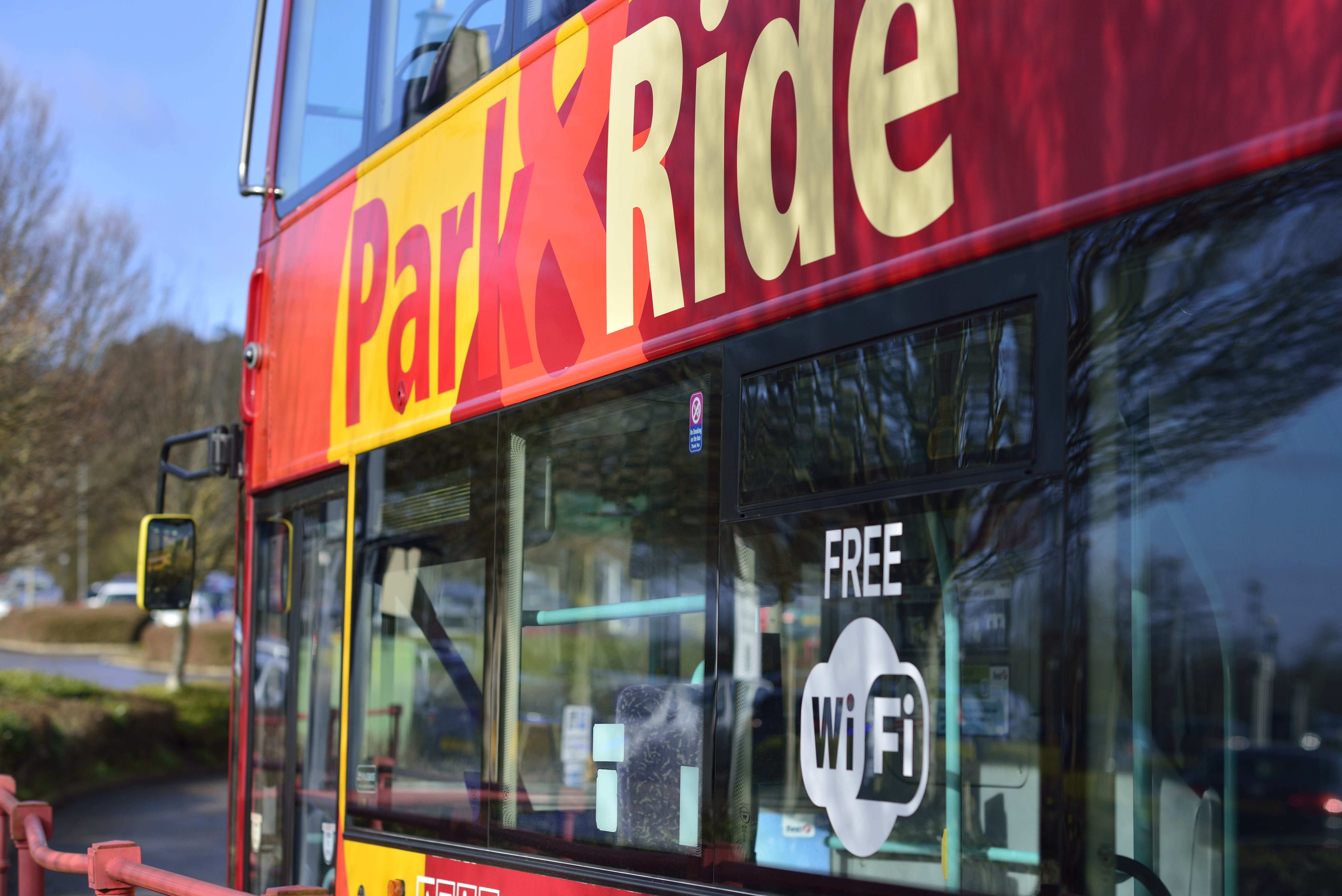 Bristol And Bath Park Ride Information
