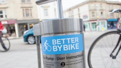Thumbnail image for More free bike pumps in South Glos