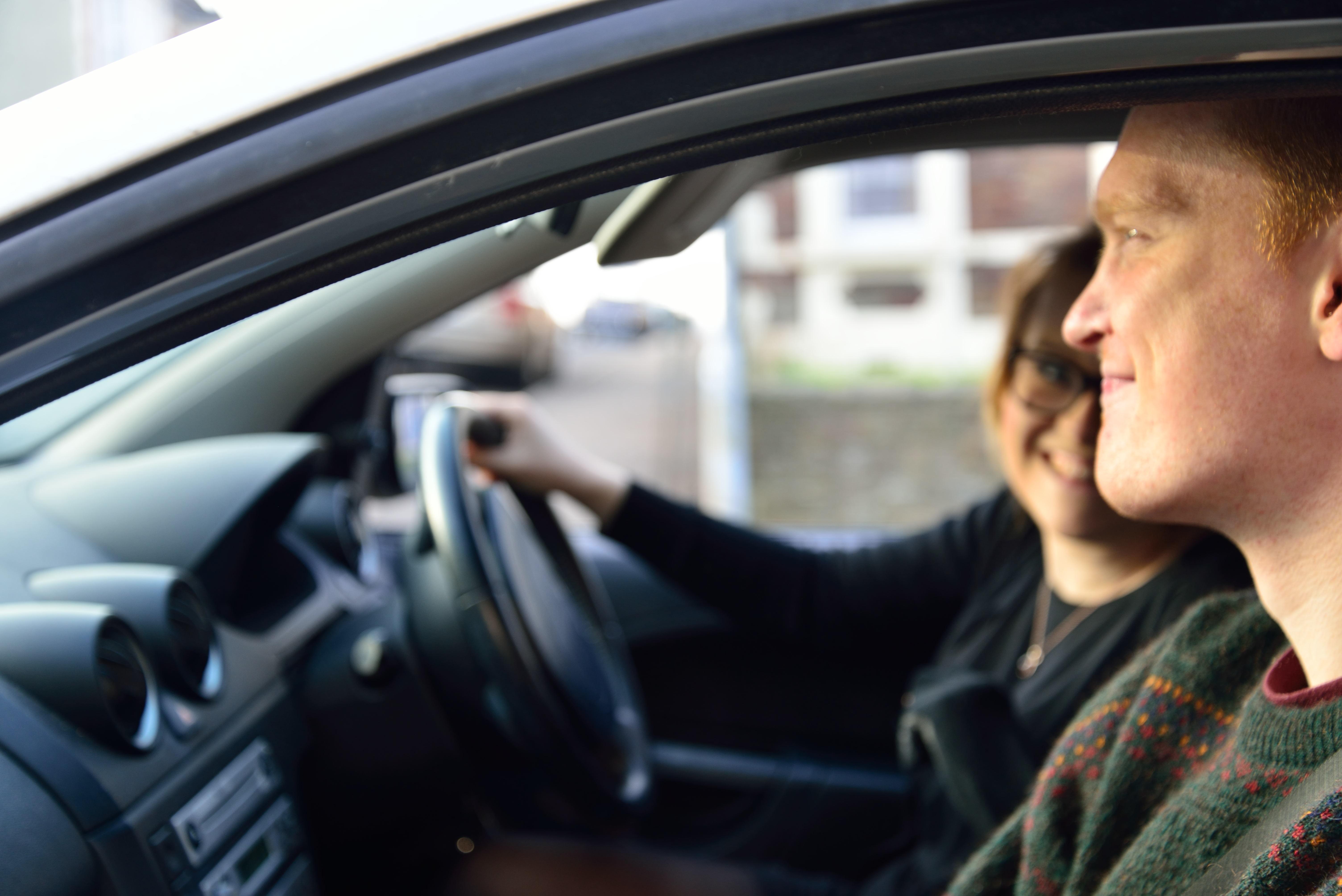 car sharing information