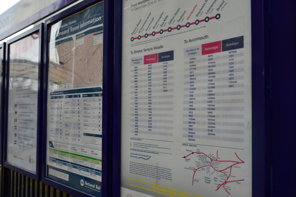 Rail Operators And Timetables Information Travelwest