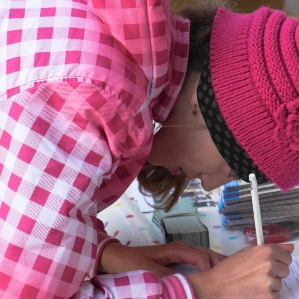 Image: Littlecross house consultation girl