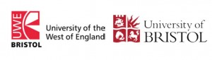 University of the West of England and University of Bristol logos