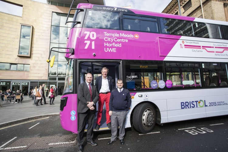 Bristol City Council And First West Of England Sign Agreement To Improve Bus Punctuality Travelwest