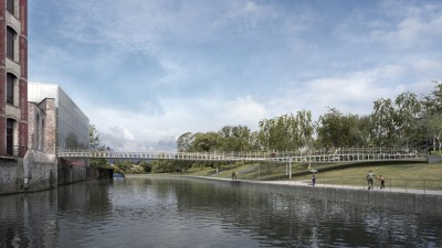 Thumbnail image for Winning design for Bath Quays Bridge revealed