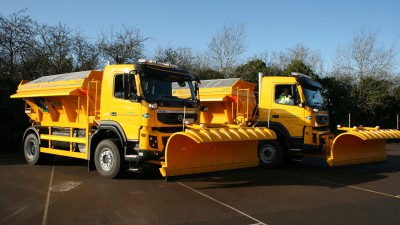 Thumbnail image for South Gloucestershire's Council gritting fleet prepared for cold winter