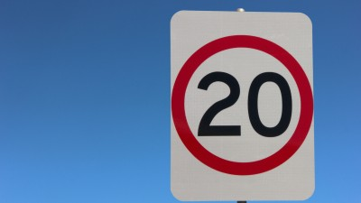 Thumbnail image for New speed limit for Winford