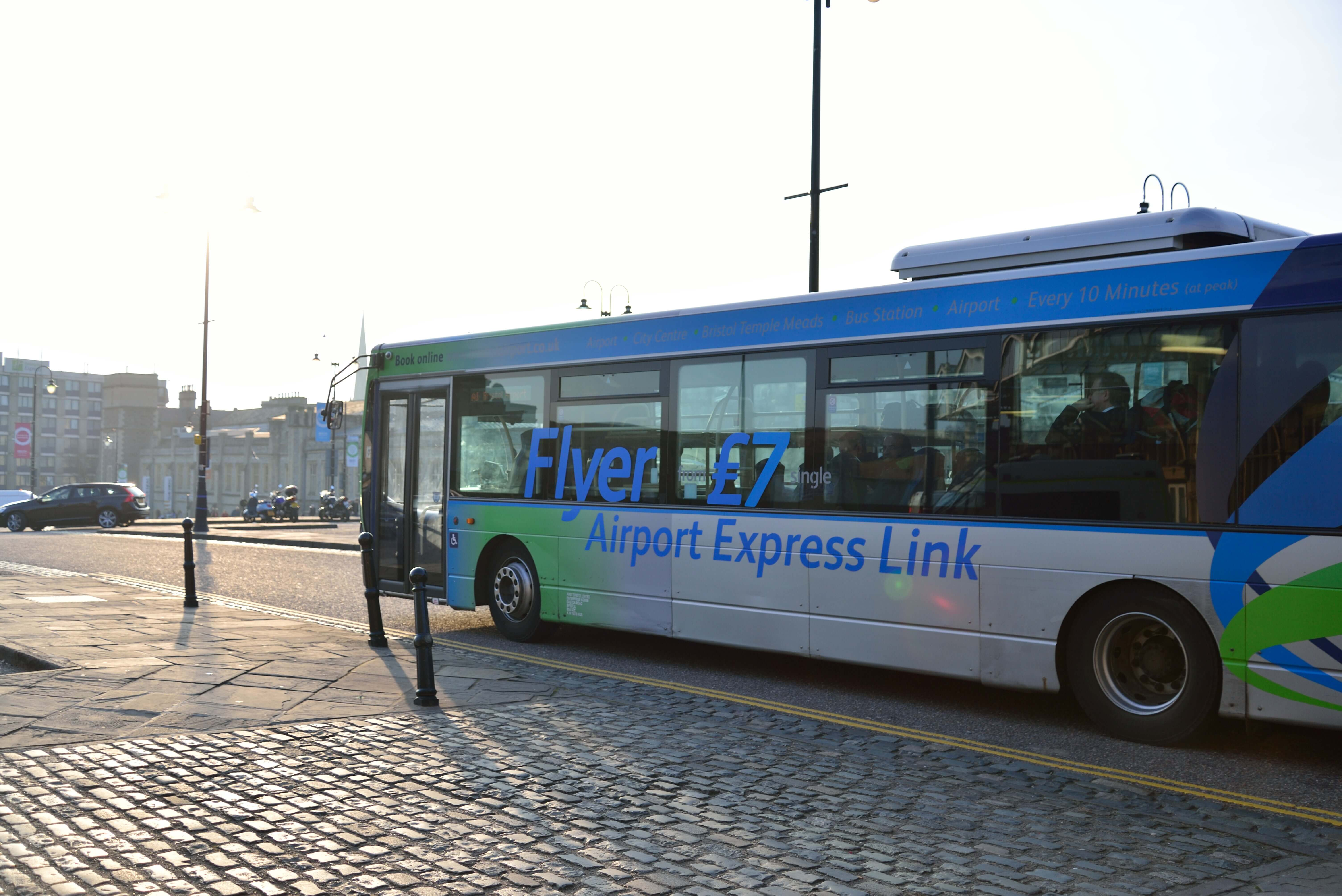Directions To And From Bristol Airport Travelwest