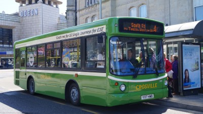 Thumbnail image for Crosville Motor Services to withdraw local bus services