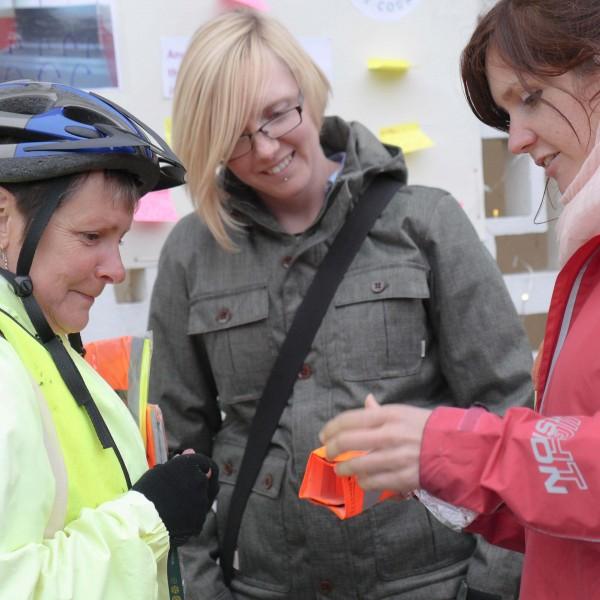 Image: Fremantle house bike parking consultation