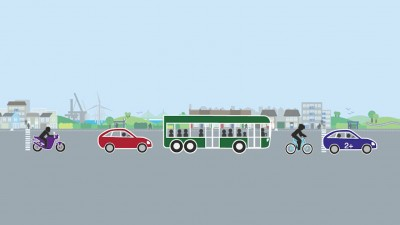 Thumbnail image for Travel to Work Survey 2016 results show that almost 60% travel sustainably