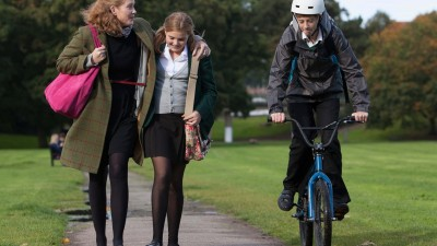 Thumbnail image for Schools recognised at national travel awards