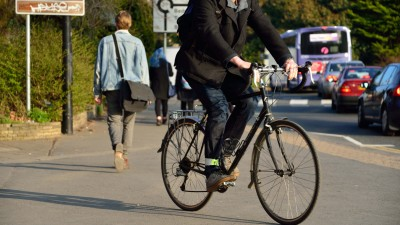Thumbnail image for 147: Can air pollution negate the health benefits of cycling and walking?