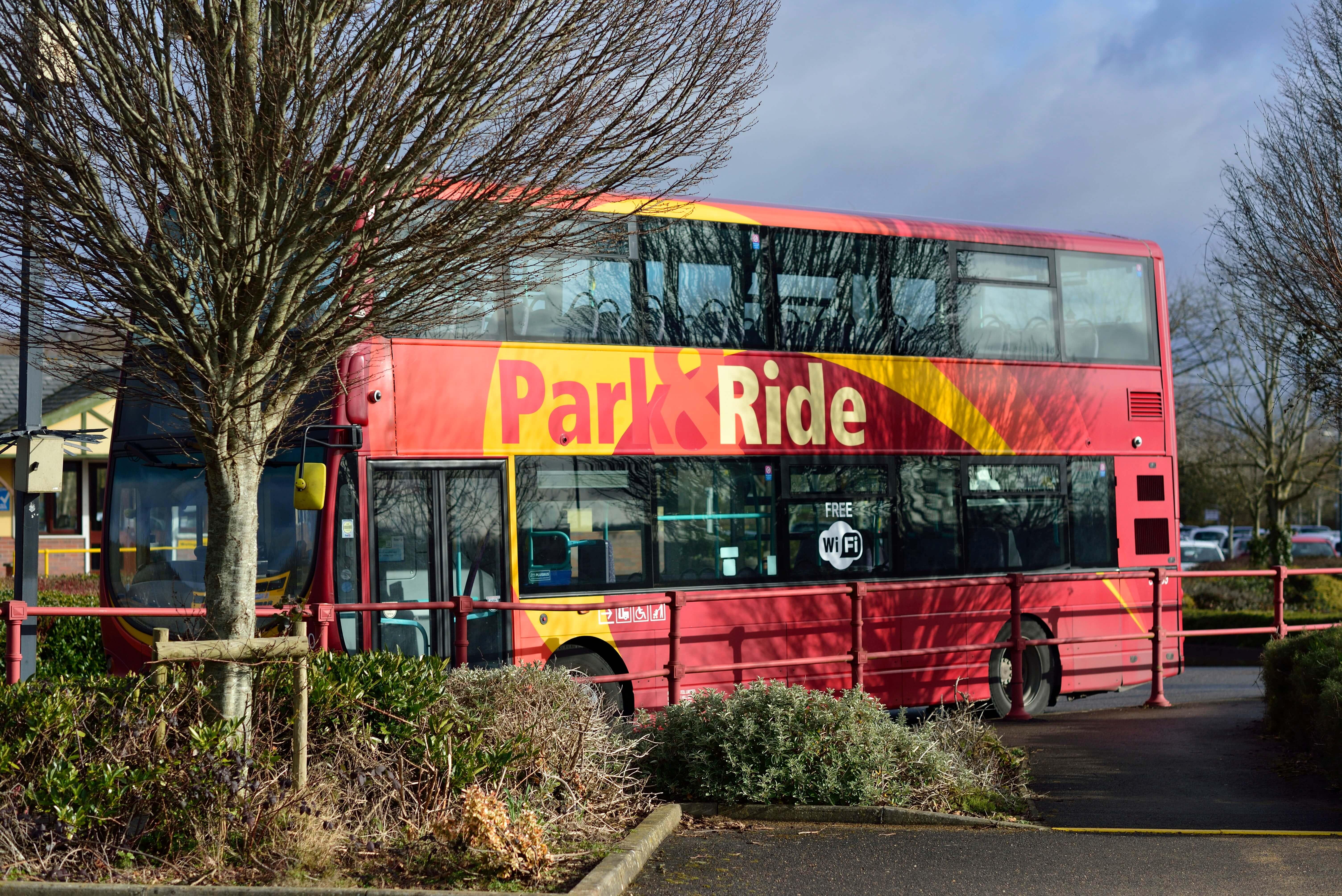 Long Ashton Park & Ride - Travelwest