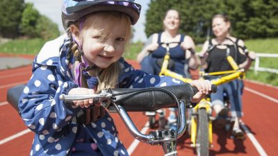 Thumbnail image for Events at Bristol's new Family Cycling Centre this summer