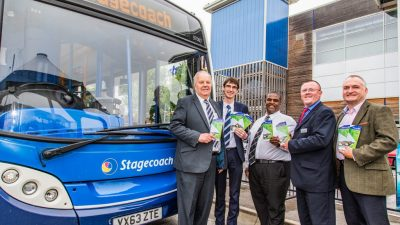 Thumbnail image for Stagecoach brings additional services to South Gloucestershire