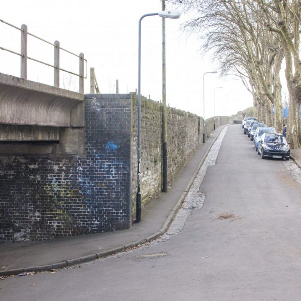 Image: Filwood Quietway 21 - bristol design