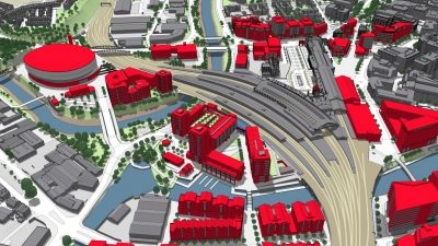 Thumbnail image for Bristol Temple Quarter Enterprise Zone has been adopted by Cabinet
