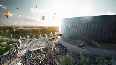 Thumbnail image for Bristol Arena planned for 2020 as council parts ways with preferred tenderer