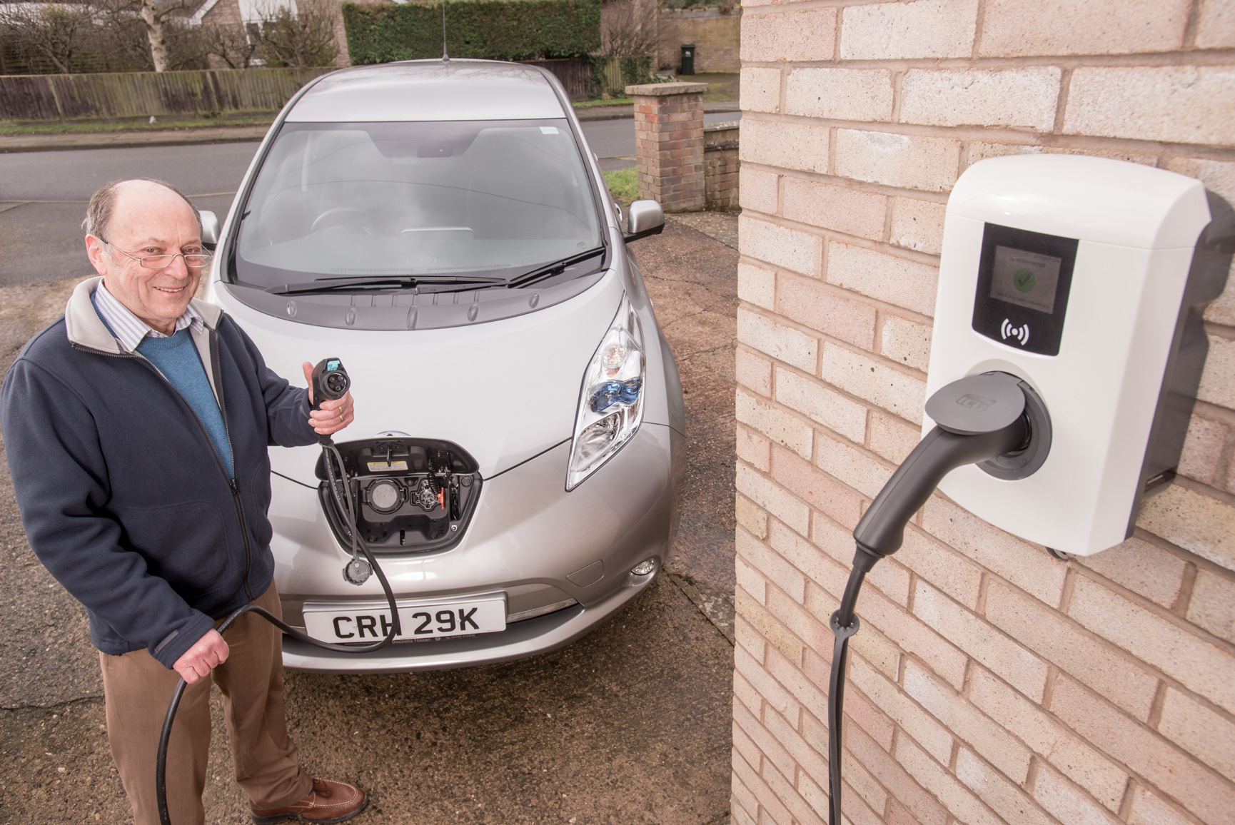 Electric Nation First Smart Charger