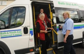 Thumbnail image for New vehicles for Bath & North East Somerset Passenger Transport Service