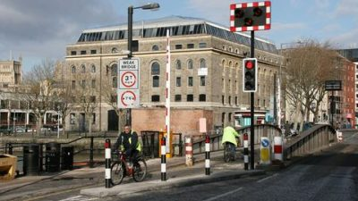 Thumbnail image for Prince Street Bridge reopening to traffic, pedestrians and cyclists