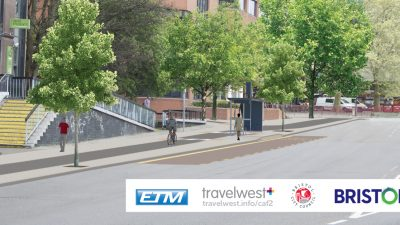 Thumbnail image for Work to demolish the Old Market Footbridge will get underway next week