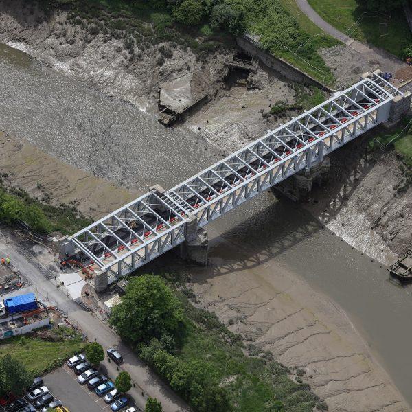 Image: Ashton Avenue Swing Bridge