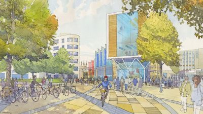Thumbnail image for Bristol Temple Gate works update
