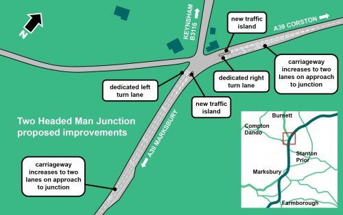 A39 improvements 2017