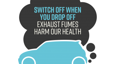 Thumbnail image for Action in Bristol and South Gloucestershire for National Clean Air Day
