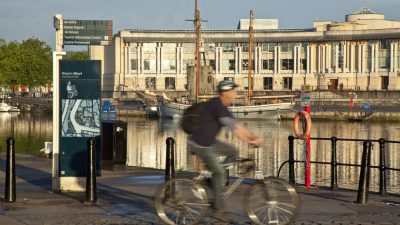 Thumbnail image for Bristol European City of Sport's summer weekend of cycling gears up