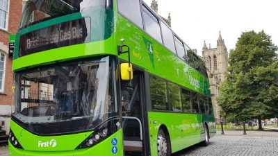 Thumbnail image for Mayor of Bristol welcomes funding to support over 100 new low-emission buses