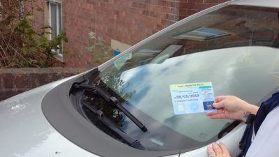 Thumbnail image for Clamp down on illegal disabled parking in Bristol