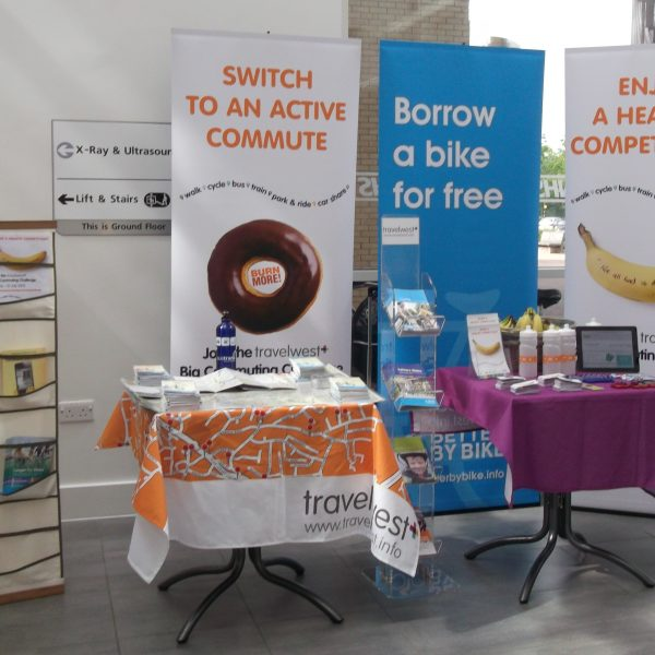 Image: Travelwest Roadshow UHB-South-Bris-29.06.2015