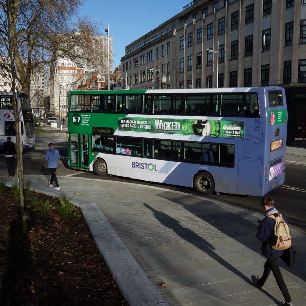 Image: City centre: public realm