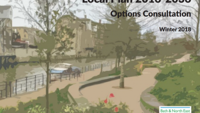 Thumbnail image for Still time to have your say on Bath & North East Somerset's Local Plan